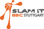 BBC Logo Slam it