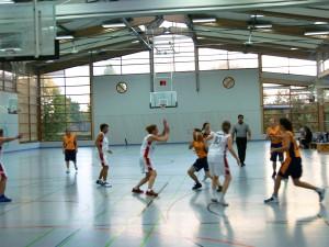 BBC Damen - BSG Basket Ludwigsburg