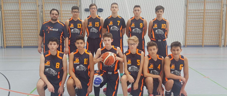 U16 Saison 2016/17