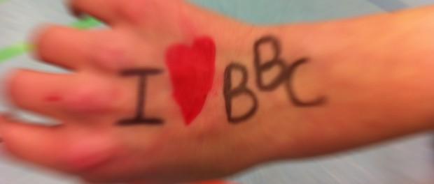 I love BBC